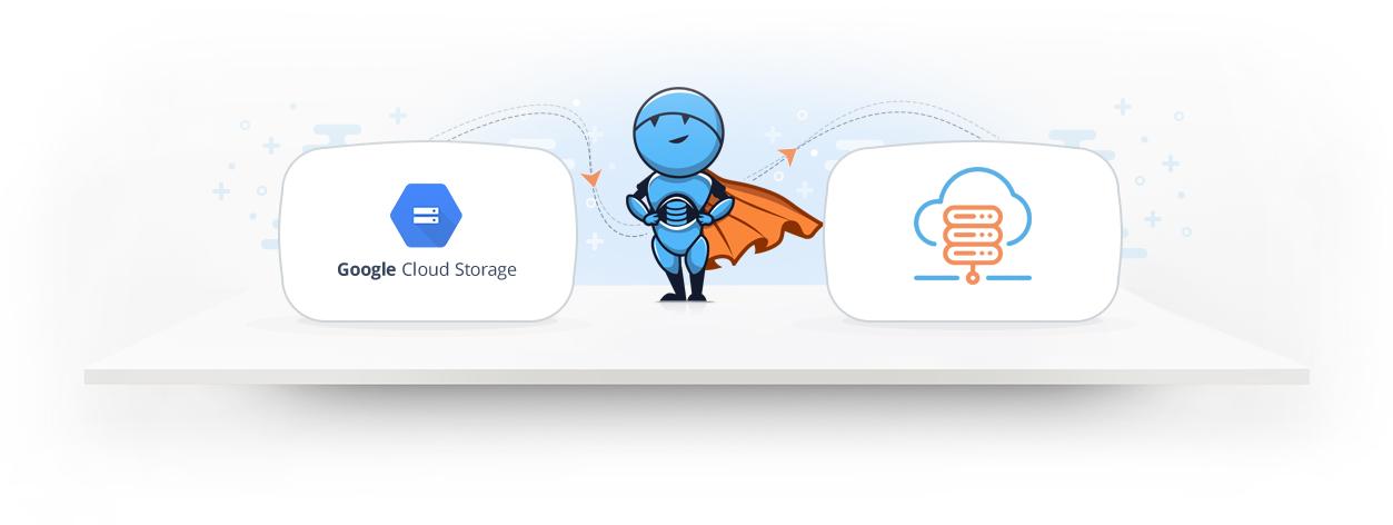 ETL Google-Cloud-Storage