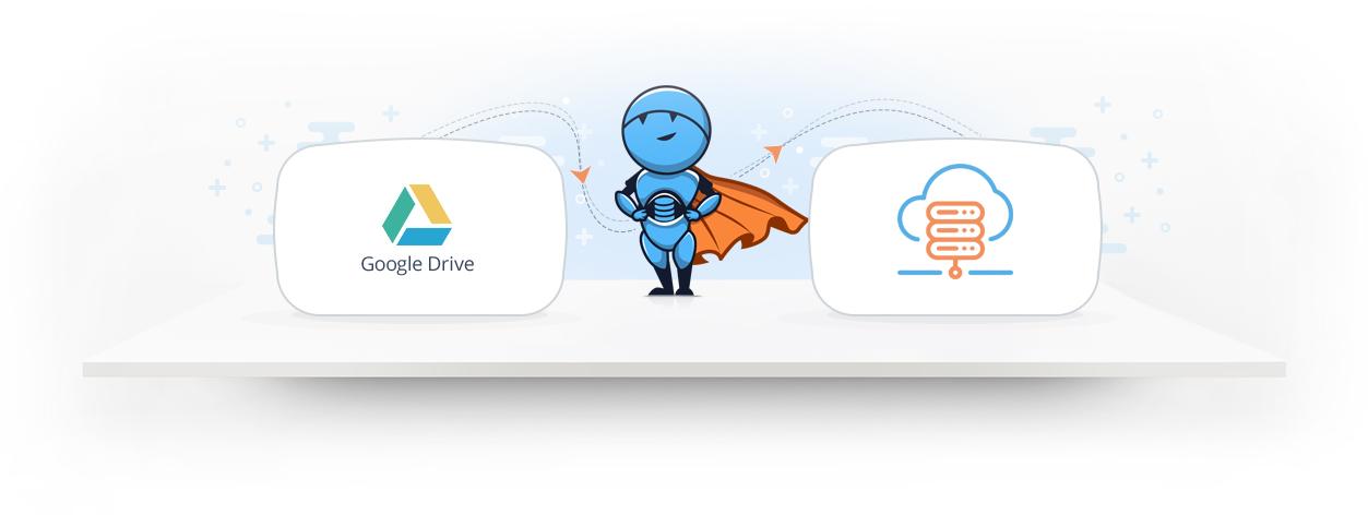 ETL Google Drive
