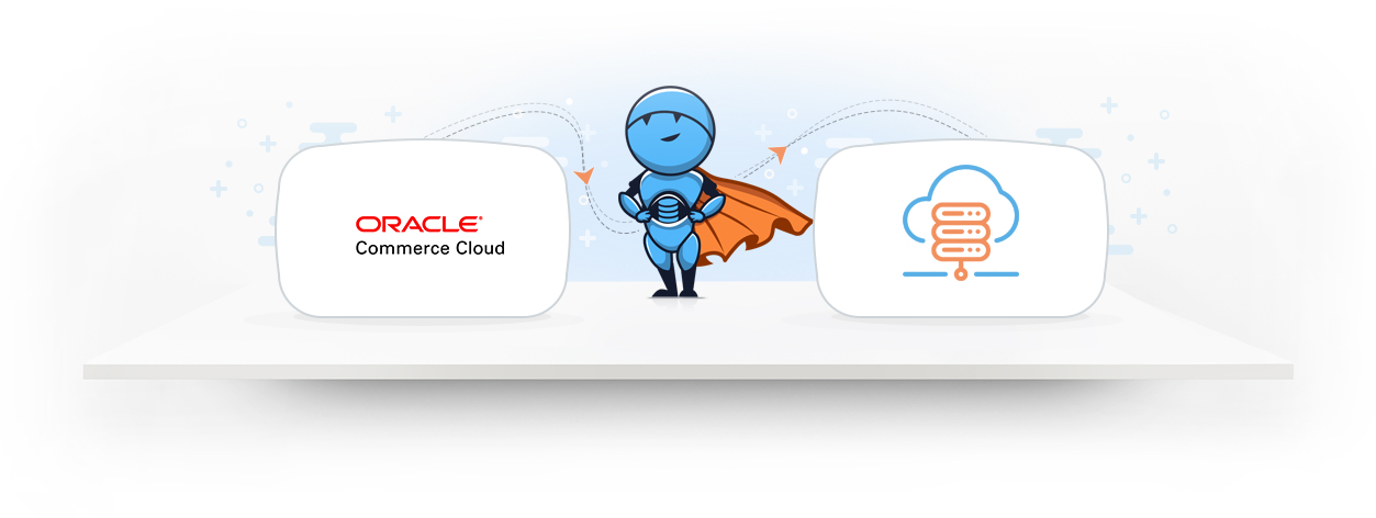 ETL Oracle Commerce