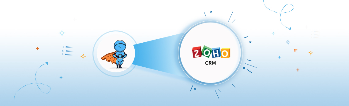 how to use Zoho CRM