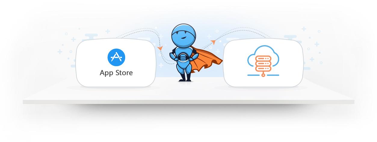 ETL apple-app-store