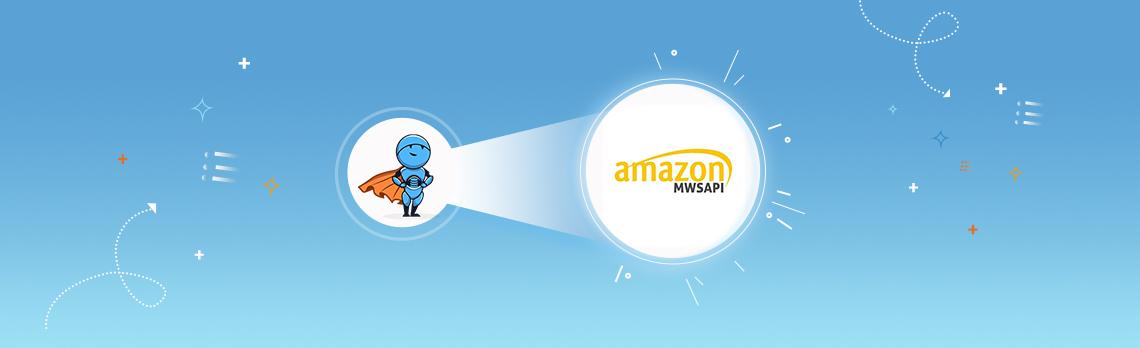 how Amazon MWS works
