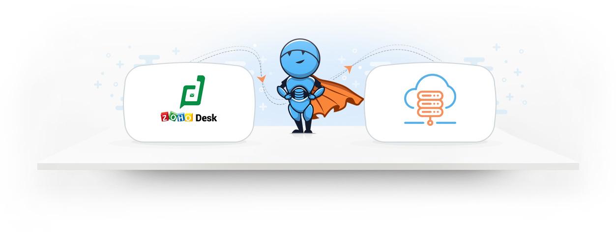 ETL Zoho Desk