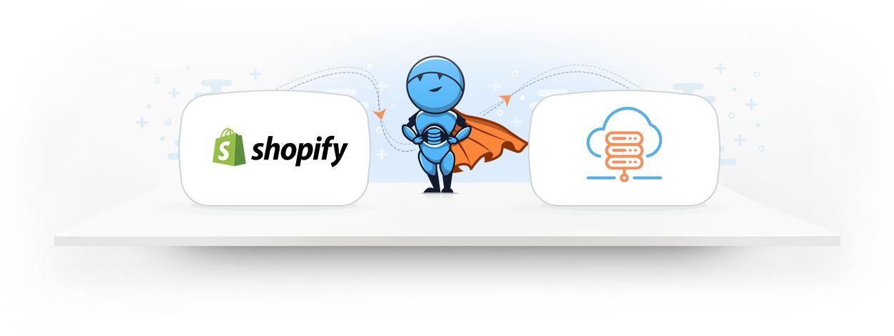 ETL Shopify