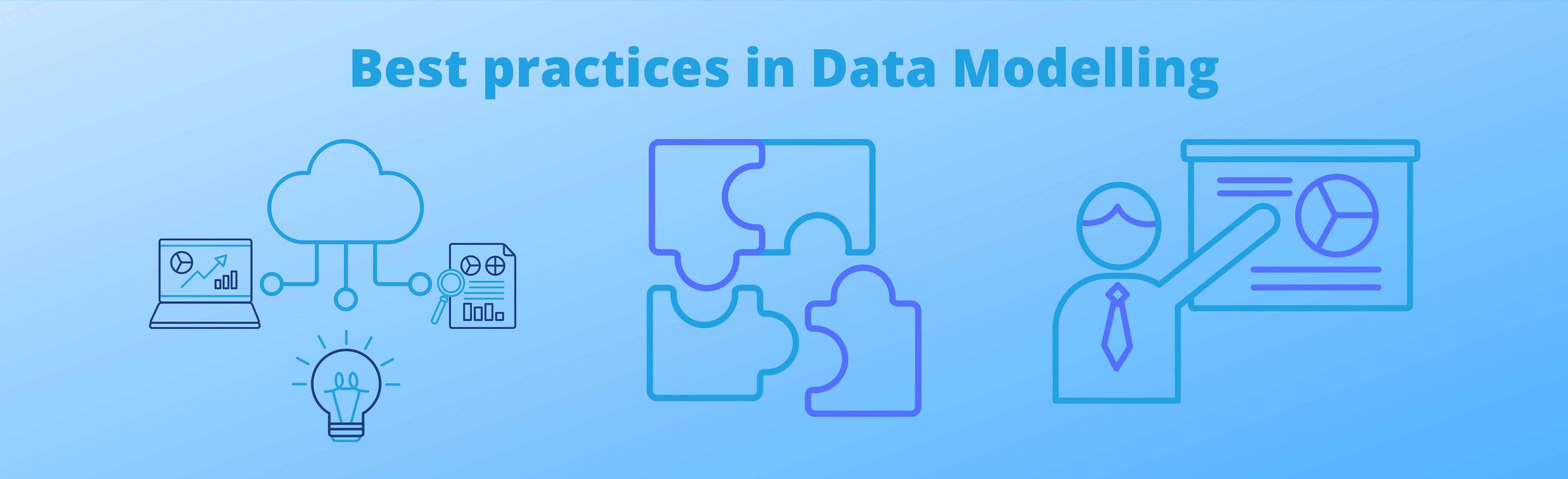 Data modeling best practices