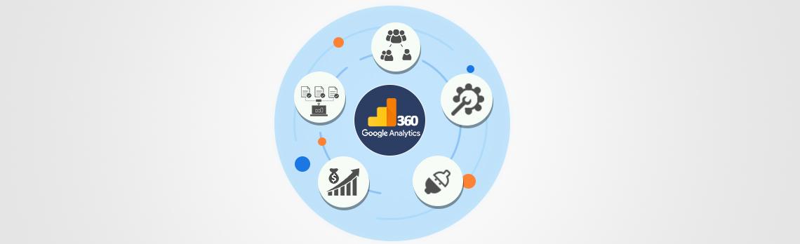 top 5 Google Analytics Premium benefits