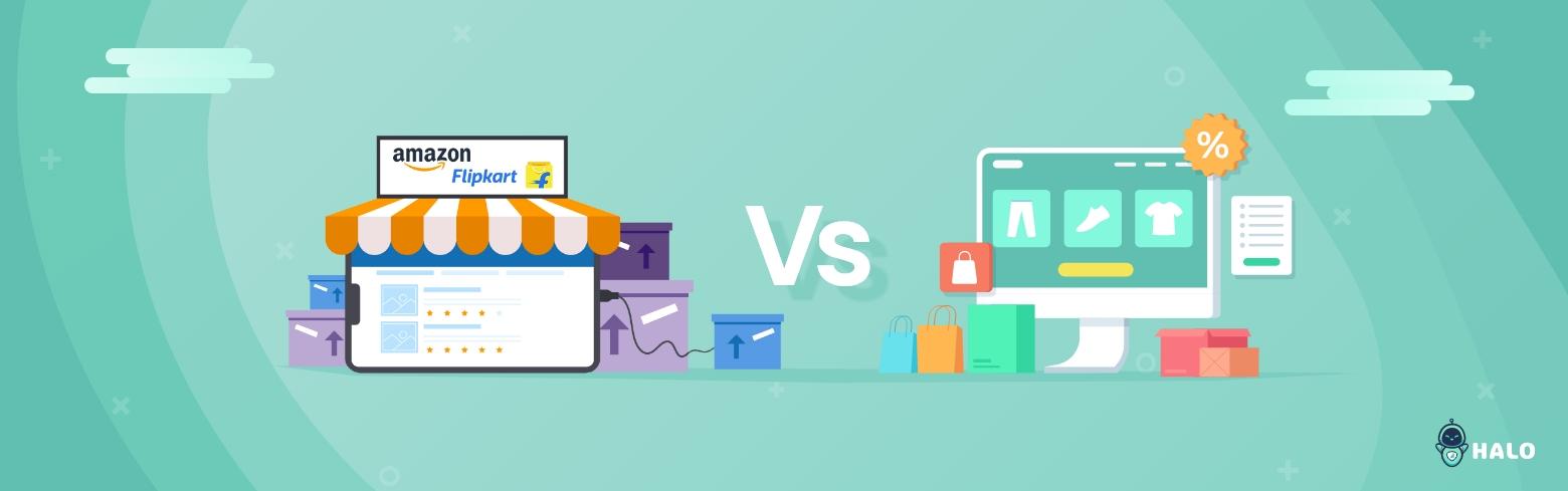 Marketplaces Vs Online Store