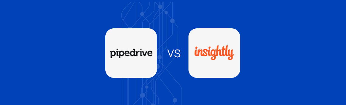 insightly vs pipedrive