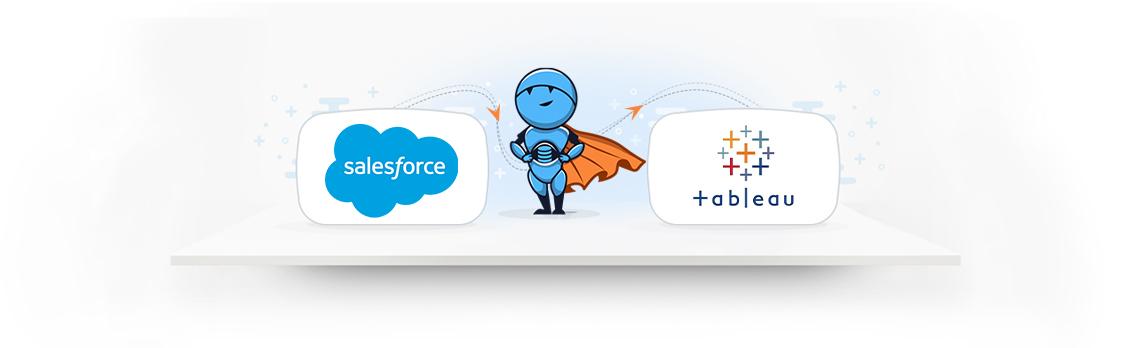 Salesforce to Tableau